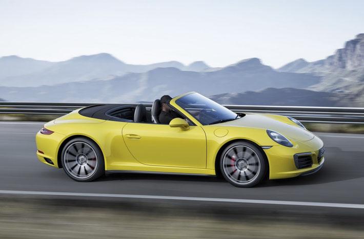 Porsche 911 Targa получила турбомотор - AUTO.AZ