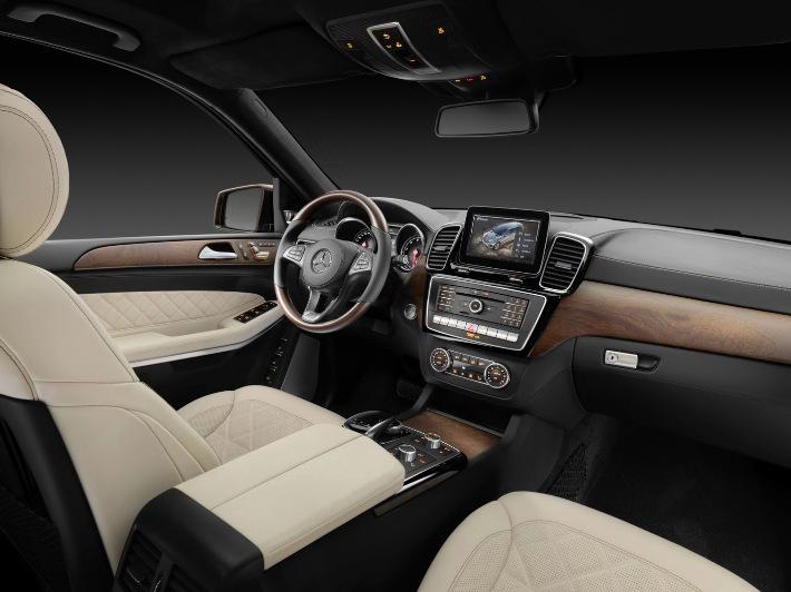 Mercedes показал новый внедорожник