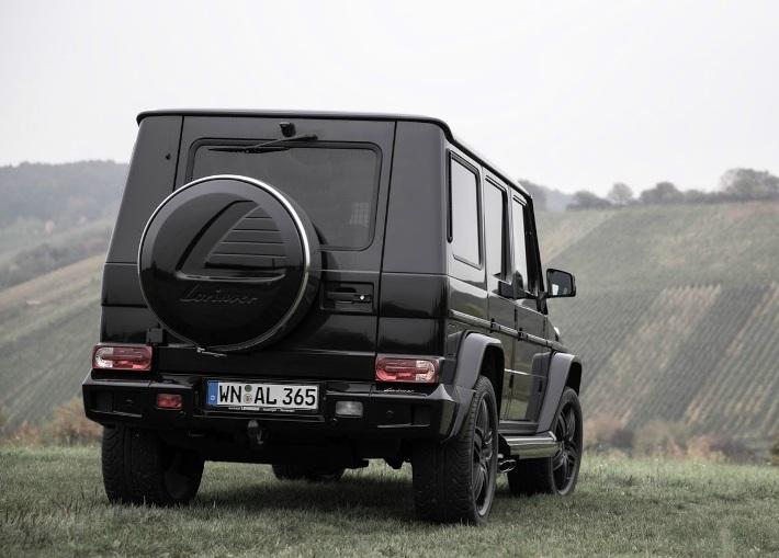 Mercedes-Benz G500 от Lorinser