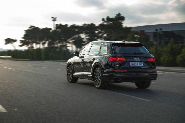 Новое поколение Audi Q7 – в Баку - AUTO.AZ