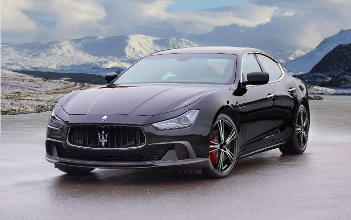 Mansory пдоработал Maserati Ghibli - AUTO.AZ