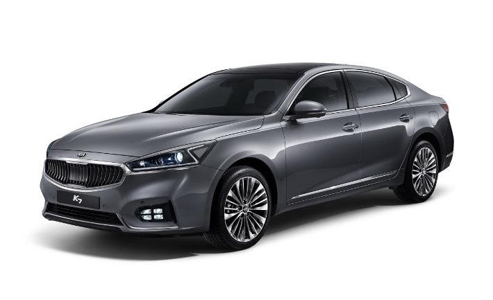 KIA показала новый седан Cadenza - AUTO.AZ