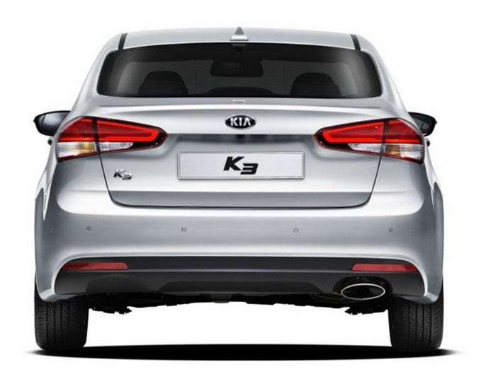 Рассекречен обновленный Kia Cerato - AUTO.AZ