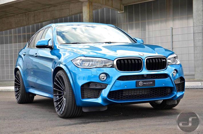 Hamann доработал новый BMW X6 M - AUTO.AZ
