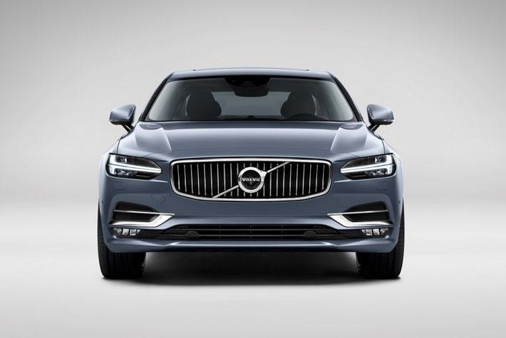 Volvo S90: теперь официально - AUTO.AZ