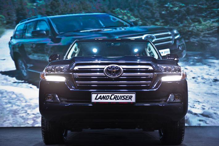 Новый Land Cruiser 200 — теперь в Азербайджане! - AUTO.AZ