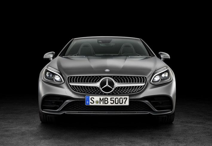 Mercedes переименовал родстер SLK - AUTO.AZ