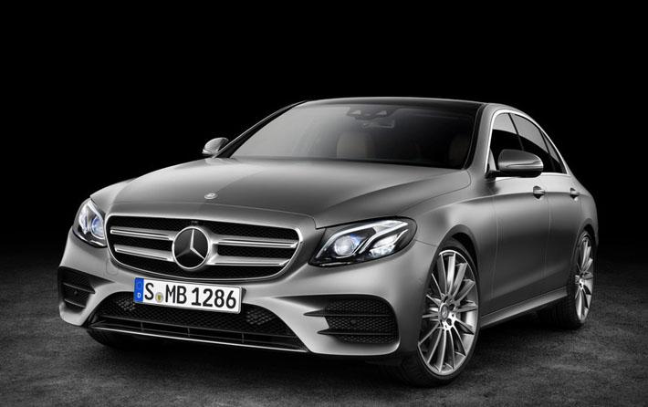 Mercedes представил новый E-Class - AUTO.AZ