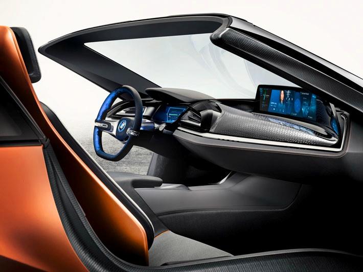BMW показала беспилотный концепт - AUTO.AZ