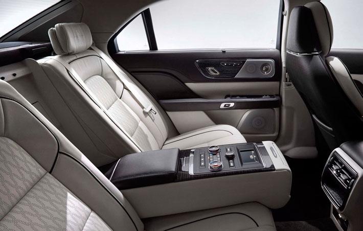 Lincoln возродил седан Continental - AUTO.AZ
