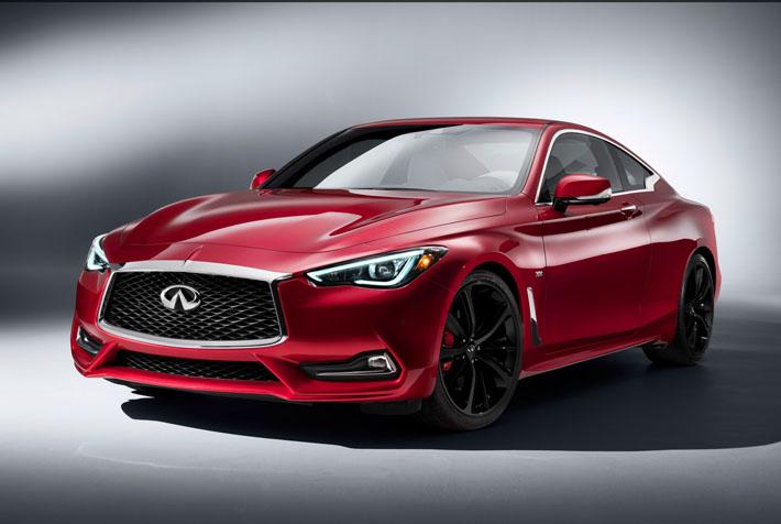 Infiniti представила 400-сильное купе - AUTO.AZ