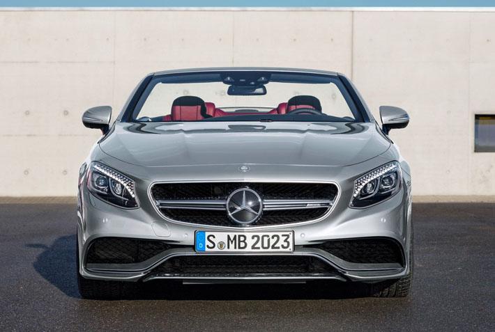Mercedes S63 AMG получила особую версию - AUTO.AZ