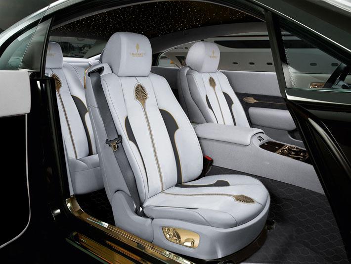 Rolls-Royce Wraith от Mansory - AUTO.AZ