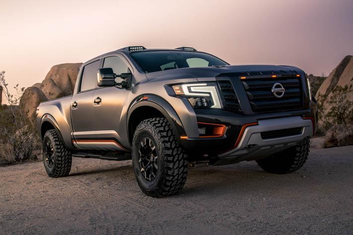 Nissan построил концептуальный пикап - AUTO.AZ