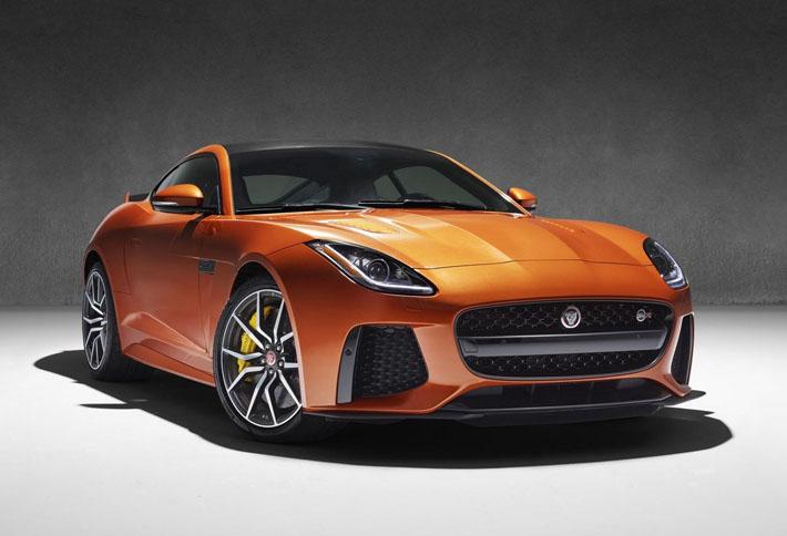 Jaguar F-Type SVR: теперь официально - AUTO.AZ