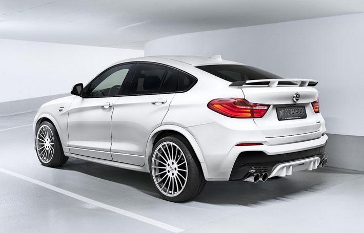 В Hamann разозлили BMW X4 и X6 - AUTO.AZ