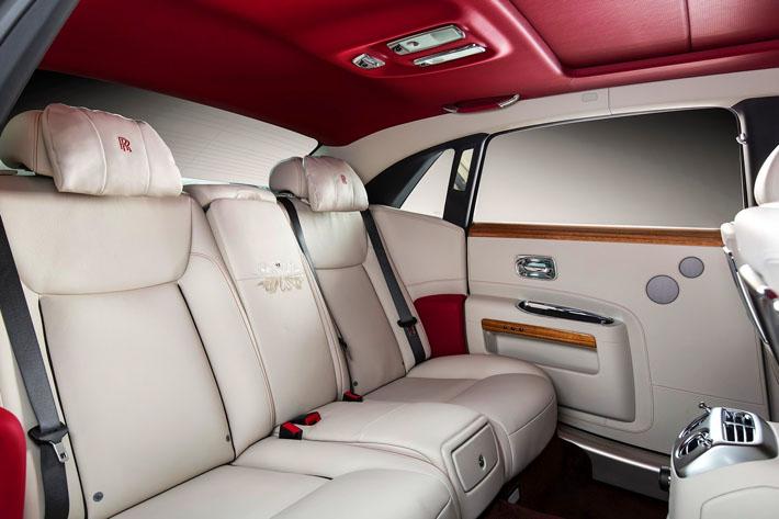 Rolls-Royce Ghost получил спецверсию - AUTO.AZ