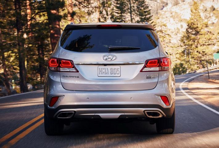 Hyundai показал обновлённый Santa Fe - AUTO.AZ