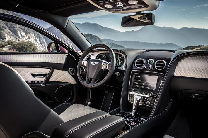 Bentley Flying Spur стал спортивнее - AUTO.AZ
