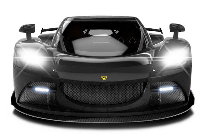 Arash Cars показал 2080-сильный суперкар - AUTO.AZ