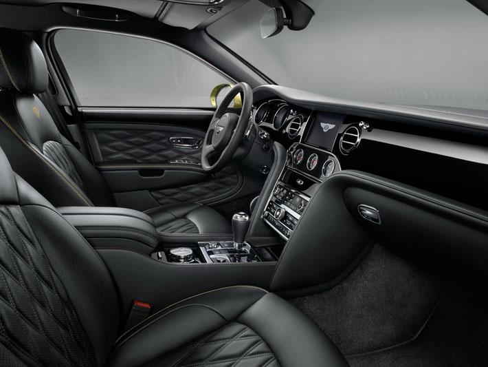 Bentley показал обновлённый Mulsanne - AUTO.AZ