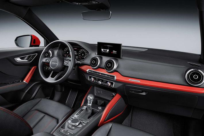 У Audi появился мини-кроссовер Q2 - AUTO.AZ