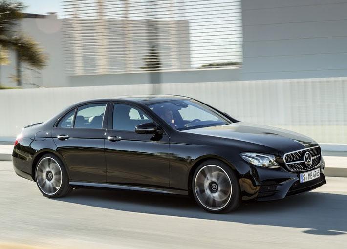 Mercedes E-Class получил AMG-версию - AUTO.AZ
