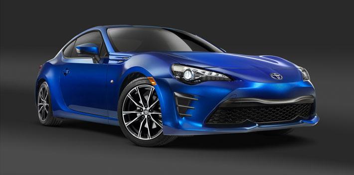 Toyota показала обновлённый GT86 - AUTO.AZ