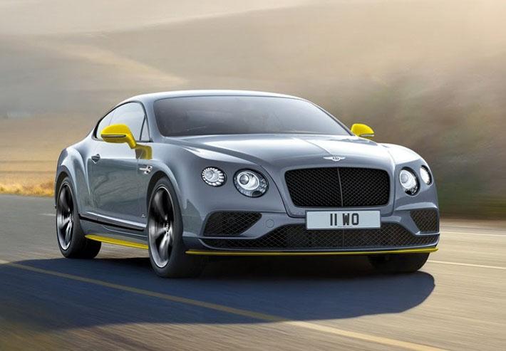 Bentley Continental GT стал еще мощнее - AUTO.AZ