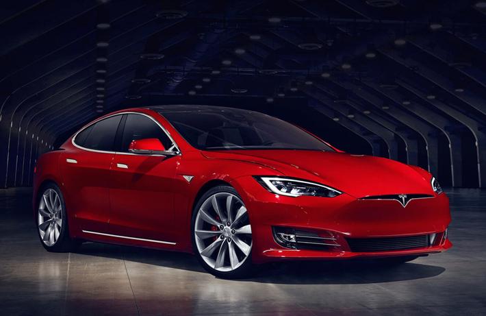 Tesla обновила электрокар Model S - AUTO.AZ
