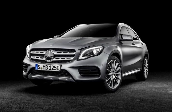 Mercedes-Benz şirkəti krossover GLA-in restaylinq olunmuş versiyasını təqdim edib. Avtomobilin satışı 2017-ci ilin yayında başlayacaq, qiymətlər isə bir qədər sonra məlum olacaq.