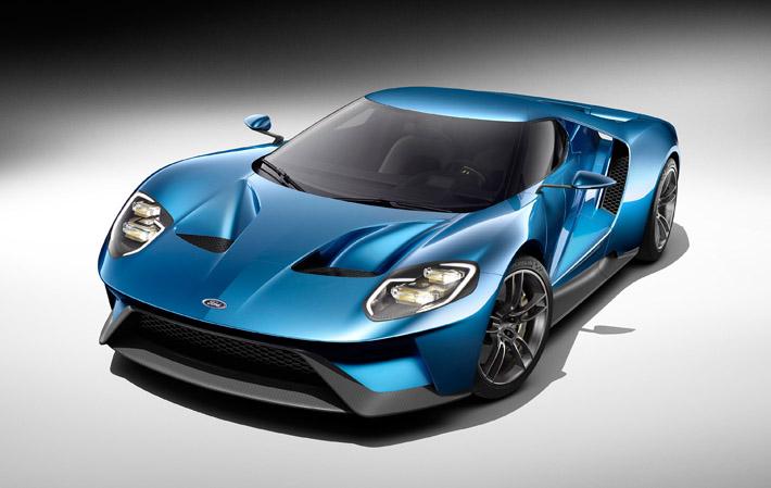 Ford şirkəti yeni superkar GT-nin seriyalı versiyasının texniki xarakteristikasının sirrini açıb. Avtomobil 3,5-litrlik benzin V6 mühərriki alıb. O, 647 a.g. və 745 Nm fırlanma anına malikdir.