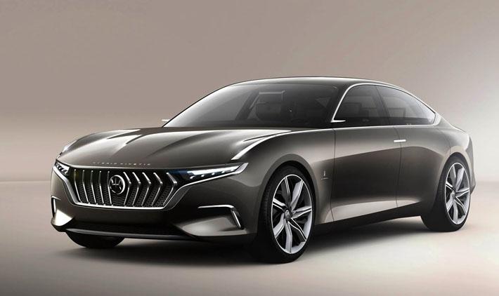 Pininfarina atelyesi Honkonq şirkəti Hybrid Kinetic Group-un sifarişinə əsasən konseptual elektrik sedan H600 üçün dizayn hazırlayıb. O, Cenevrə 2017 avtosalonunda təqdim edildi. H600 taybatay açılan arxa qapılar alıb, buna baxmayaraq, konseptin mərkəzi dayağı yoxdur.