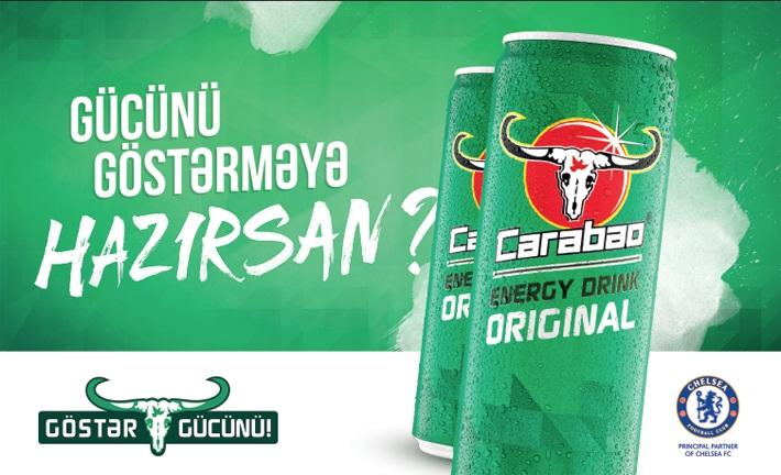 Carabao artıq Azərbaycandadır.