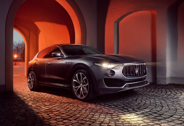 Novitec tüninq atelyesinin mütəxəssisləri Maserati Levante üçün təkmilləşdirmə proqramı təqdim ediblər. Proqrama həm güc aqreqatlarının təkmilləşdirilməsi, həm də krossoverin eksteryerinin dizaynının yaxşılaşdırılması daxildir.