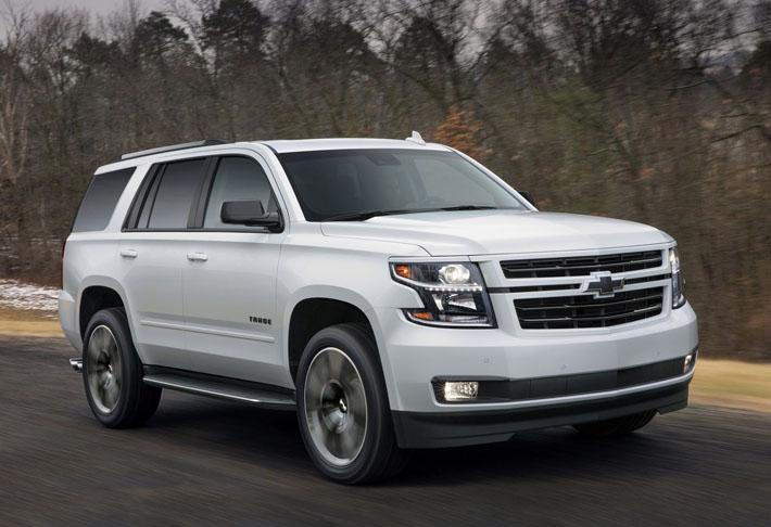 Chevrolet şirkəti yolsuzluq avtomobili Tahoe-nin yeni xüsusi versiyasını təqdim edib. O, RST (Rally Sport Truck) adlanır. Amerikan avtomobil istehsalatçısı bildirib ki, istehsalat zamanı mütəxəssislər tüninqdən ilhamlanıblar.