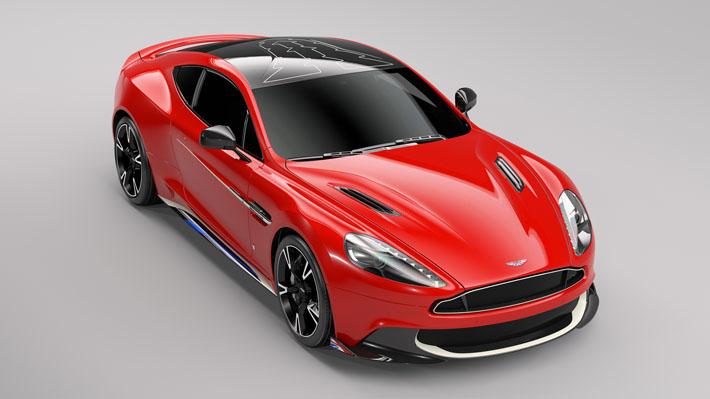Aston Martin şirkəti Vanquish S-in xüsusi modifikasiyasını təqdim edib. Bu versiya markanın Kembricdəki diler mərkəzində sifariş edilib. Bu avtomobildən cəmi 10 ədəd olacaq.