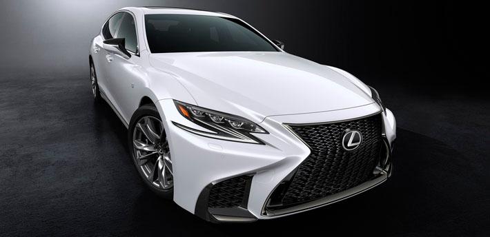 Lexus şirkəti yeni nəsil LS modelinin yeni variantını - LS 500 F Sport təqdim edib. Flaqman sedanının eksteryerini, salonunu dəyişiblər və təchizat siyahısını genişləndiriblər.