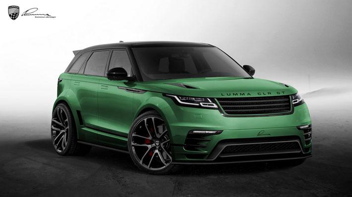 Almaniyanın Lumma Design atelyesi yeni yolsuzluq avtomobili Range Rover Velar üçün ilk təkmilləşdirmə proqramını təqdim edib. Hələlik şirkət yalnız banın dizaynını hazırlayıb. Onun elementlərinin əksəriyyəti karbondan hazırlanacaq.