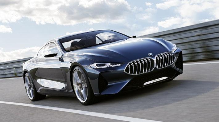 BMW şirkəti yeni kupe 8-Series-in konseptini təqdim edib. Prototipin rəsmi təqdimatı mayın 26-da İtaliyada keçiriləcək Concorso d'Eleganza Villa d'Este müsabiqəsində olub.