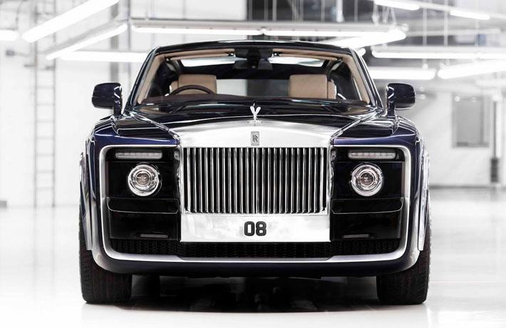 Rolls-Royce dünyada ən bahalı avtomobil təqdim edib. Kupe Sweptail əl ilə yığılıb və 1930-cu illərin Rolls-Royce avtomobilləri üslubunda dizayn alıb.