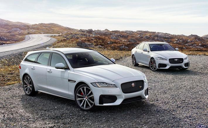Jaguar şirkəti ikinci nəsil XF modelinin universal banda yeni modifikasiyasını təqdim edib. Beşqapılının təqdimatı Britaniyada keçiriləcək. Bu barədə şirkətin mətbuat xidmətindən məlumat verilib.