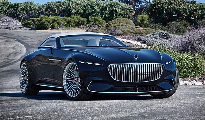Mercedes-Benz şirkəti bu günlərdə Kaliforniya sahillərində baş tutan Monterey Car Week adlı tədbirə nümayiş etdirmək üçün konseptual elektromobil Vision Mercedes-Maybach 6 Cabriolet gətirib.