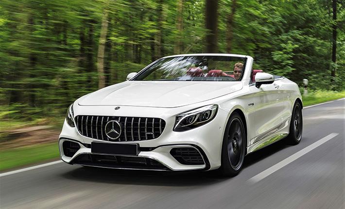 Almaniyanın Mercedes-Benz şirkəti rəsmi olaraq 2018-ci model ilinə məxsus təkmilləşdirilmiş kupe və kabriolet S-Class-ı təqdim edib. Avtomobillərin dünya debütü Frankfurt avtosalonunda olacaq.