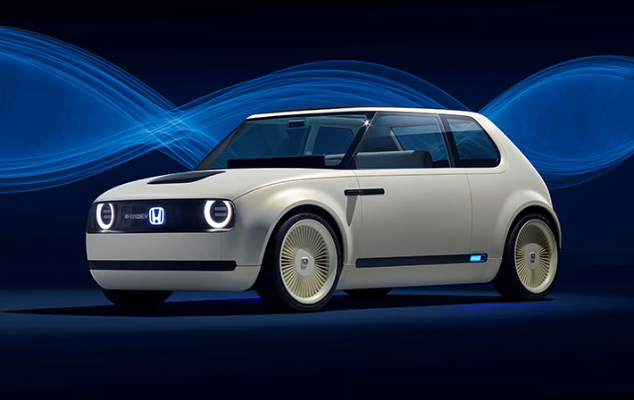 Honda şirkəti ilk elektrokarını hazırlayıb. O, Avropada satılacaq. Frankfurt avtosalonunda Urban EV adlı gələcək avtomobilin prototipi nümayiş olunub. Avtomobilin seriyalı versiyası isə 2019-cu ildə təqdim ediləcək.