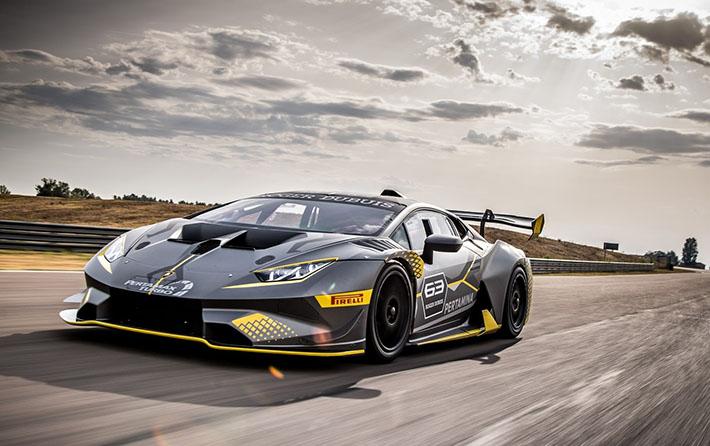 İtaliyanın Lamborghini şirkəti və onun idman avtomobillərinə cavabdeh olan Lamborghini Squadra Corse bölməsi rəsmi olaraq yeni yürüş kupesini - Lamborghini Huracan Super Trofeo EVO-nu təqdim etdi.