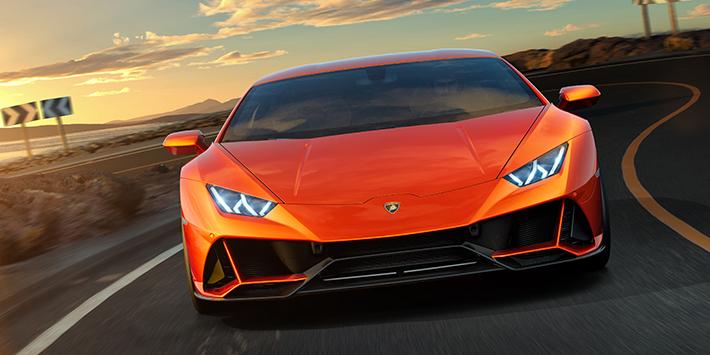 Lamborghini Huracan EVO-nu təqdim etdi