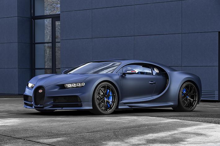 Xüsusi Bugatti Chiron