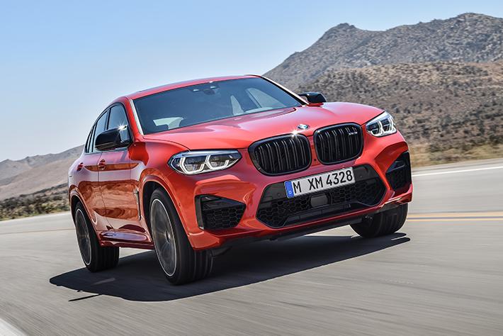 Yeni BMW X3 M və X4 M