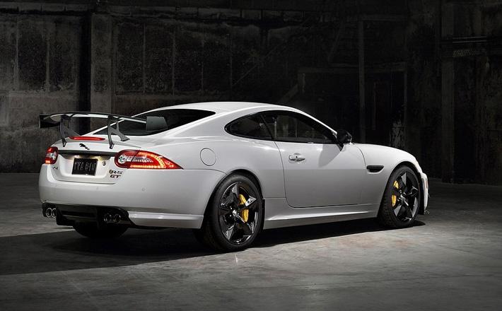 Jaguar ən ekstremal kupe XK düzəltdi